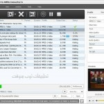 Xilisoft FLV to MPEG Converter