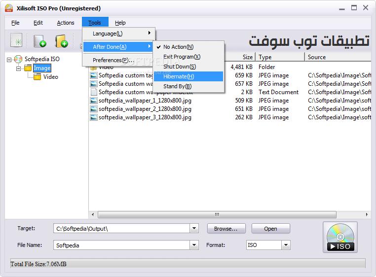 Xilisoft ISO Pro