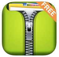 ZipApp Free - The Unarchiver By Langui.net