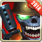 Zombie Commando 2014 Logo