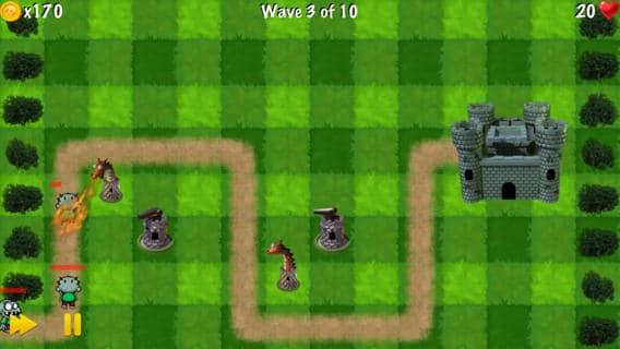 Zombie Tower 3