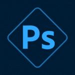 تنزيل برنامج ادوبي فوتوشوب ايفون وايباد 2021 Adobe Photoshop Express 21.26.0 for iPhone/iPad