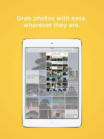 تطبيق صانع مقاطع الفيديو اندرويد ايفون وايباد و Animoto Video Maker