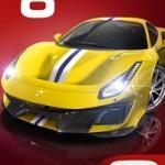 تحميل لعبة السرعة وسباق السيارات الرهيبة Asphalt 8: Airborne للآيفون