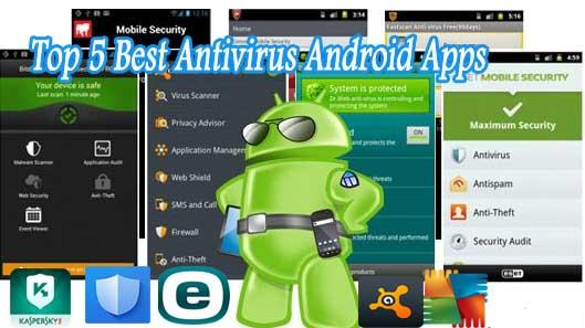 best-antivirus-android-apps