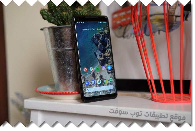 Google Pixel 2 XL مواصفات و سعر و حجم جوال Google Pixel 2 XL