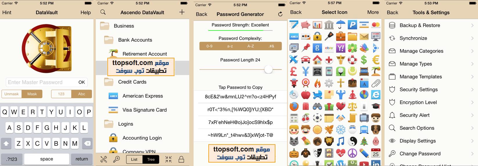 DataVault Password Manager