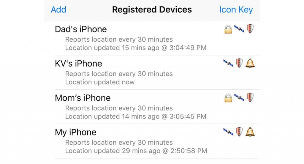 device-locator-devices-list