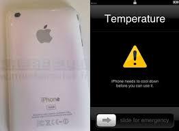تحذير من ارتفاع الحرارة