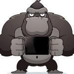 ما هو زجاج الغوريلا ؟ تعرف على نوع زجاج هاتفك وهل يمكنه مقاومة الخدوش والكسر