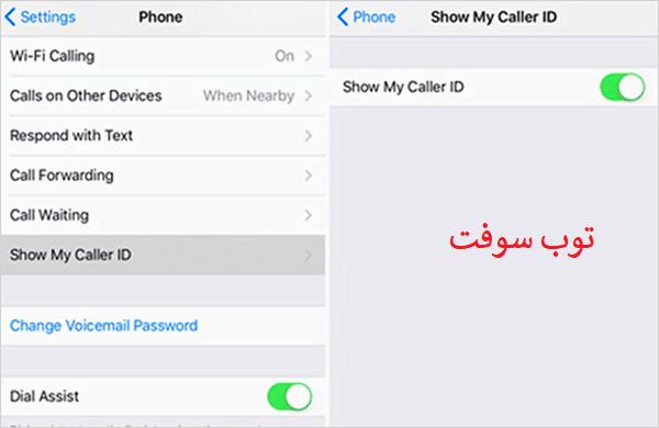 hide-number-iphone