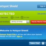 Hotspot Shield اخر اصدار كامل مع التفعيل