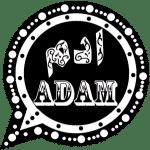 تحميل واتساب ادم الاسود Adam WhatsApp 2020 اخر اصدر