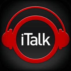 iTalk Recorder افضل برامج تسجيل الصوت للايفون وتعديله
