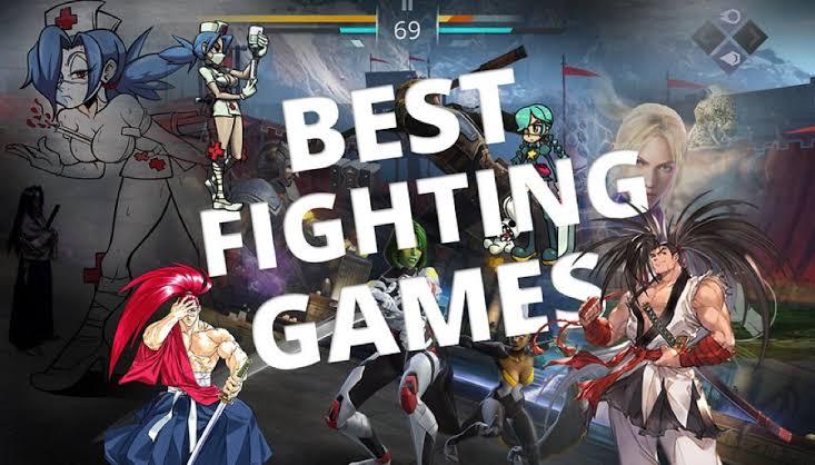 أفضل 5 ألعاب مصارعة