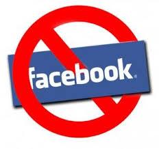 شرح حذف حساب الفيس بوك