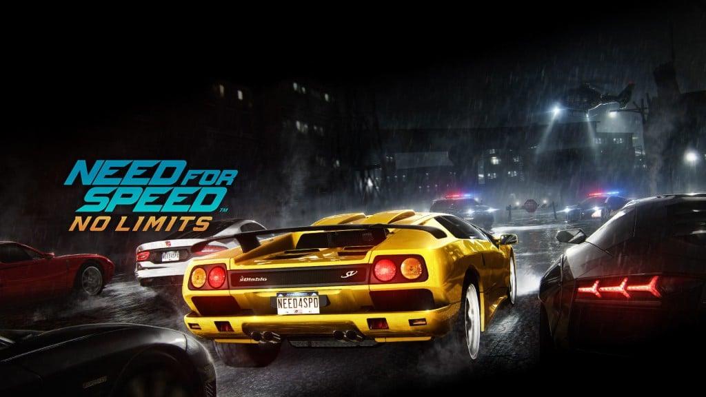 لعبة Need for Speed: No Limits اقوى افضل العاب اندرويد المجانية
