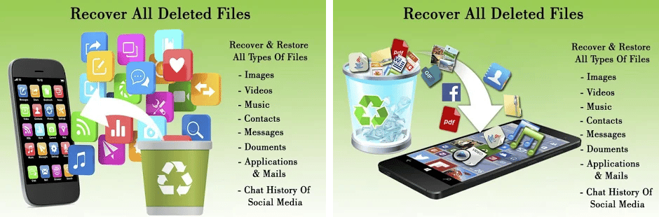 Recover Deleted All Files