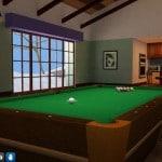 Pool Break - 3D Billiards Snooker Carrom Crokinole - Play Online or Off