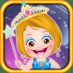 لعبة تلبيس الأميرة الصغيرة بيبى هازل ألعاب أندرويد Baby Hazel Princess Makeover