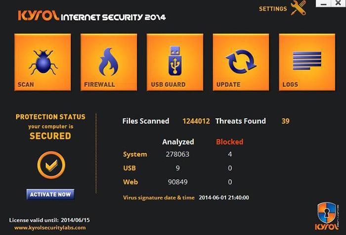 KYROL Internet Security