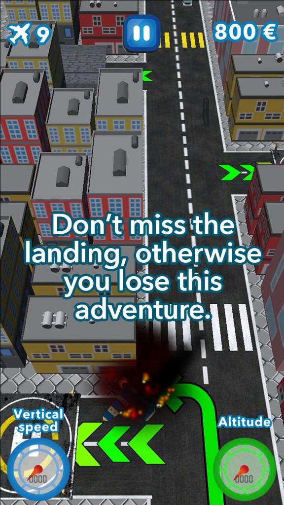 اللعبة المسلية الطيران وركن الطائرات screen-1410-576x1024