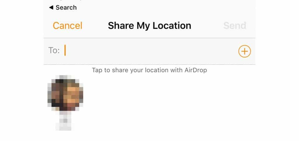 share-my-location