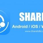 تحميل تطبيق شير إت SHAREit لارسال وإستلام الملفات دون اتصال بالإنترنت أو بلوتوث أو كابل 2020