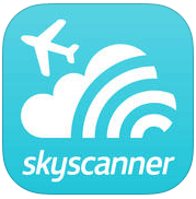 Skyscanner Flights ForiPhone iPad