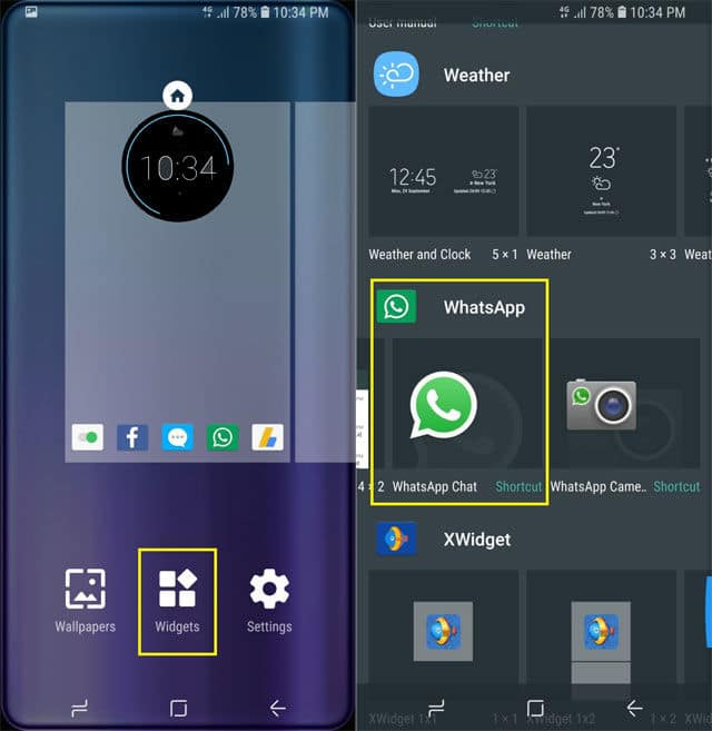 whatsapp-widget-android-droidviews