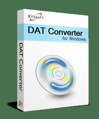 x-dat-converter